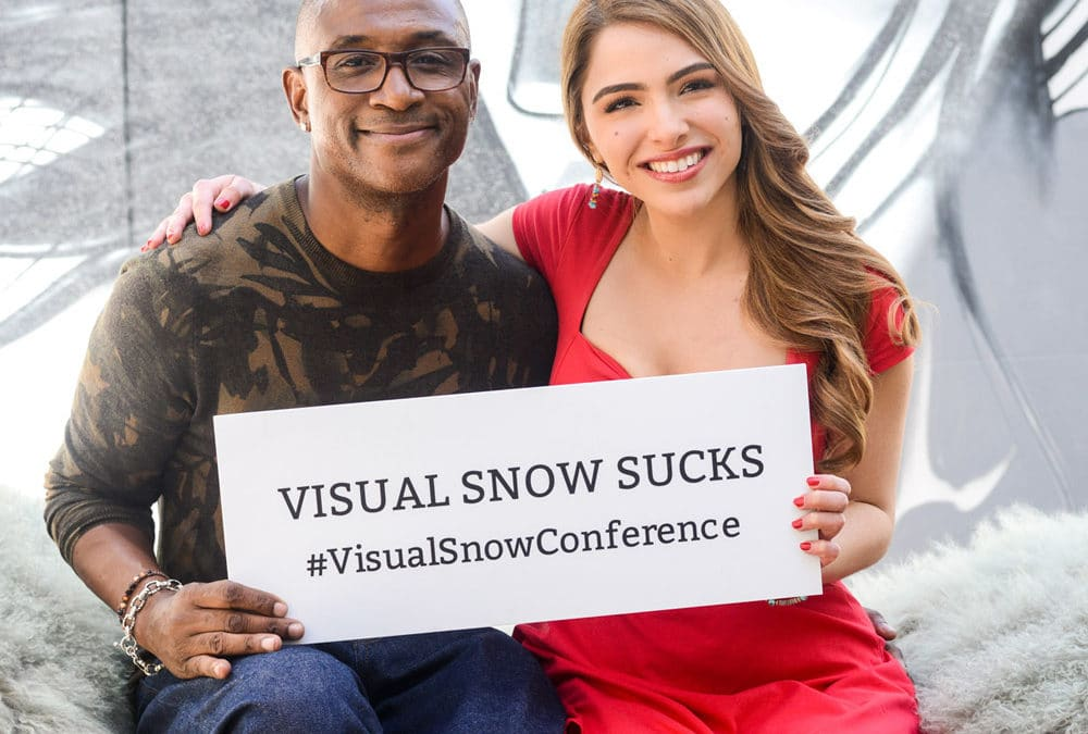 Tommy Davidson Joins the Effort and Supports the Visual Snow Initiative