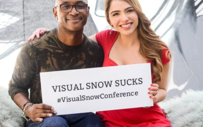 Tommy Davidson Joins The Effort To Support Visual Snow Initiative