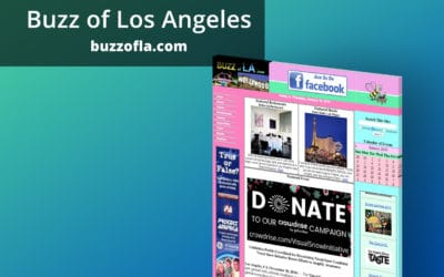 Visual Snow Initiative Crowdrise Campaign Featured on Buzz of Los Angeles