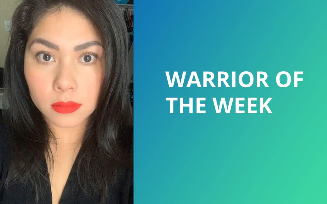 Visual Snow Warrior of the Week – Lucy Aviles