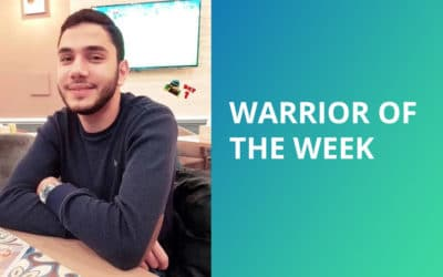 Visual Snow Warrior of the Week – Khaled Al Refai