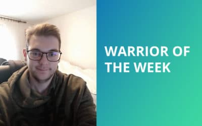 Visual Snow Warrior of the Week – Matija Radanovic