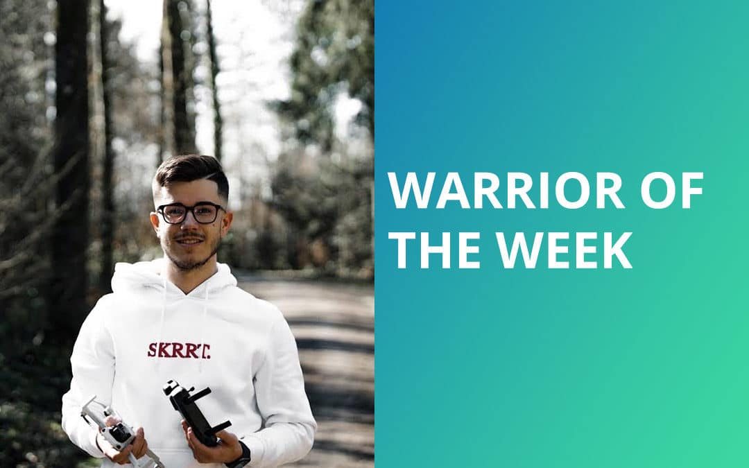 Visual Snow Warrior of the Week – Pedro Marques