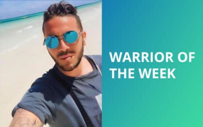 Visual Snow Warrior of the Week – Emre Guenan
