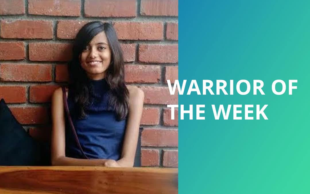 Visual Snow Warrior of the Week – Umrika Tripathi