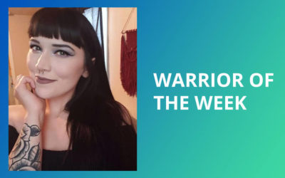 Visual Snow Warrior of the Week – April G.