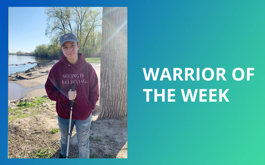 Visual Snow Warrior of the Week – Christopher Murray