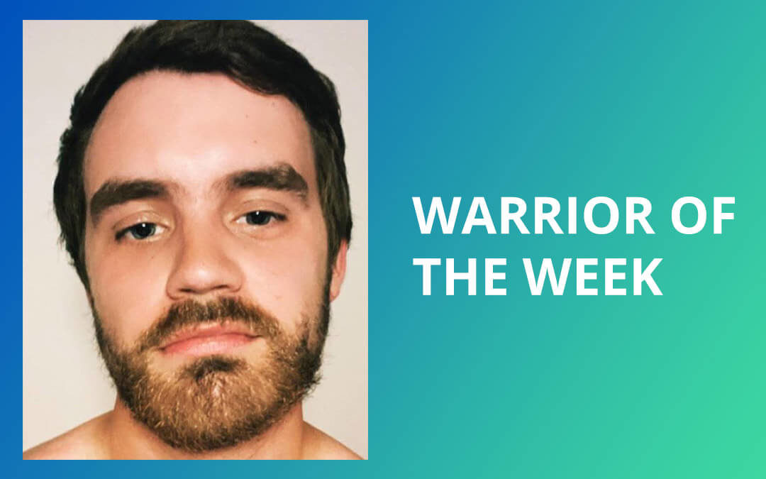 Visual Snow Warrior of the Week – Connor Mainland