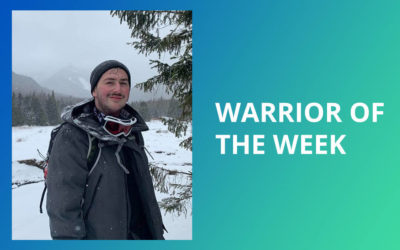 Visual Snow Warrior of the Week – Kambiz Roghanchi