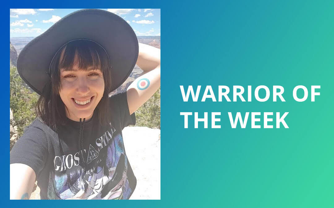 Visual Snow Warrior of the Week – Catherine Webber