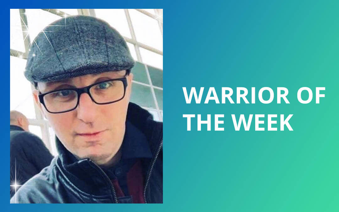Visual Snow Warrior of the Week – Daniel Newitt