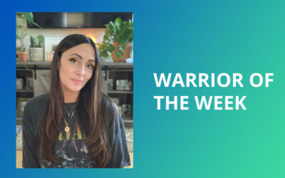 Visual Snow Warrior of the Week – Christina Mannetti